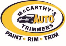 McCarthys Trimmers advert
