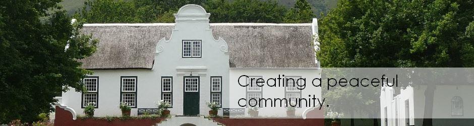 Cape Dutch Home advert