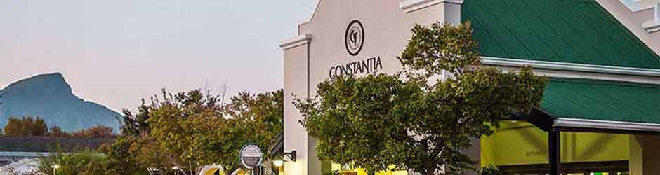 Constantia Village advert