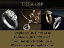 Peter Gilder advert